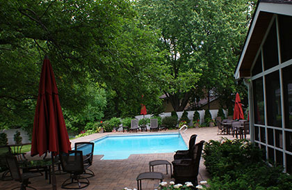 Patio and Pool Hardscape Services | R.S. Contracting